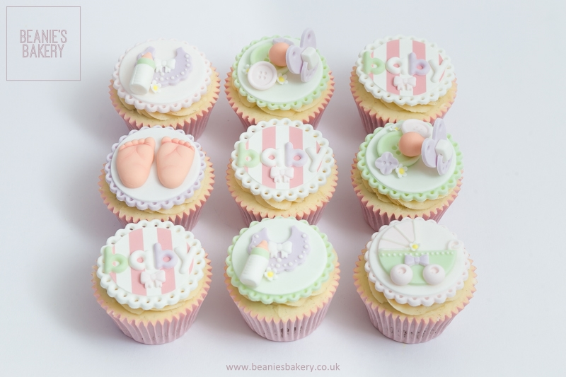 Baby Shower Cupcakes - Handmade Cupcakes and Cakes by Nina ...