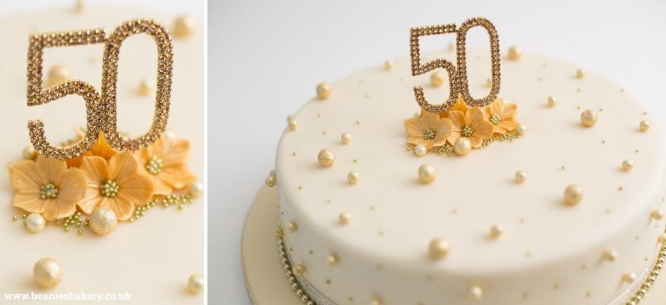 Anniversary Cakes by Beanie's Bakery